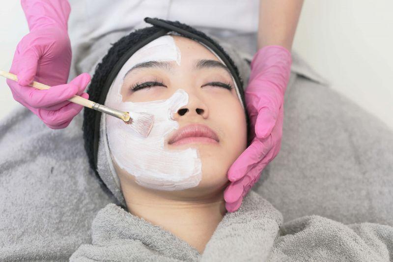 botanical oxy facial